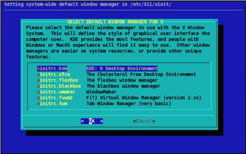 Sflack screenshot xwmconfig